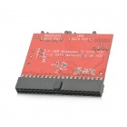 IDE to SATA Bidirectional 100 / 133 Converter Card - Red + Black