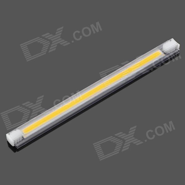 new style c7b50 d9f71 7W 630lm 3000~3200K Warm White Light Flat Strip LED Module - White + Yellow  (15~17V)