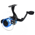 JL200 Plastic Fishing Spinning Reel - Blue + Black