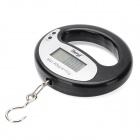 "Beryl BYG02 1.9"" Screen Portable Electronic Scale - Black + Silver Gray (40Kg / 10g)"
