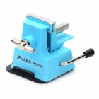 Pro'sKit PD-372 Aluminum Alloy Mini Vise - Blue