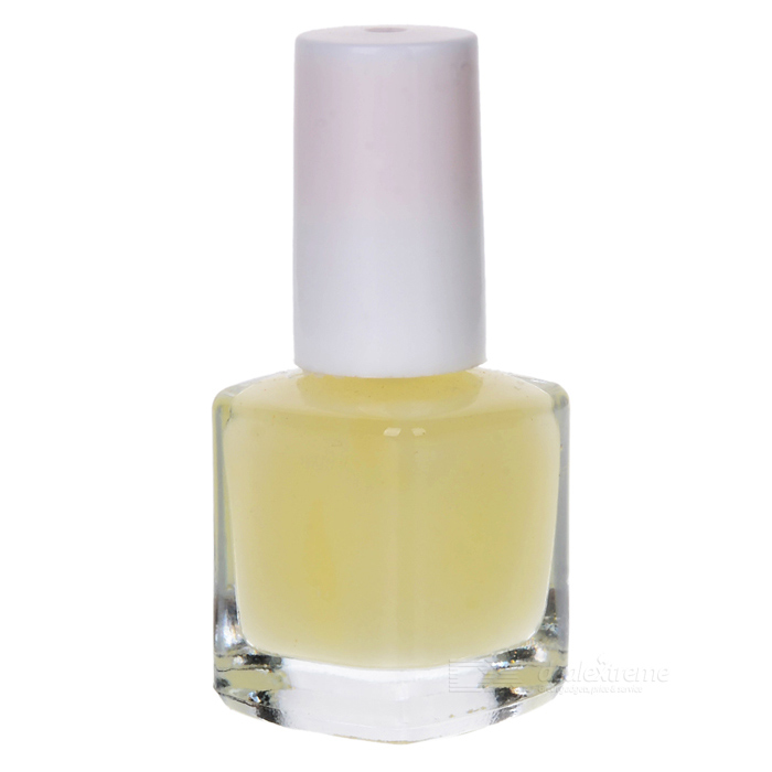 Glow-in-the-Dark Esmalte de uñas - Blanco (7 ml)