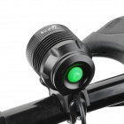 SingFire SF-544 CREE XM-L-T6 4-Mode 2500lm White LED Bicycle Light - Black (4 x 18650)