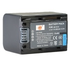 DSTE FV70 7.4V 2600mAh Full-Decoded Li-ion Battery for Sony DSLRs - Black