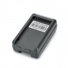 YIBOYUAN Battery Charger w/ USB Port for Nokia BP-5T / Lumia 820 - Black (100~240V / US Plug)