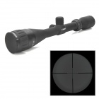 ZOS 3-12*40AO R6 Aluminum Alloy Mil-dot Rifle Scope / Gun Aiming Sight - Black