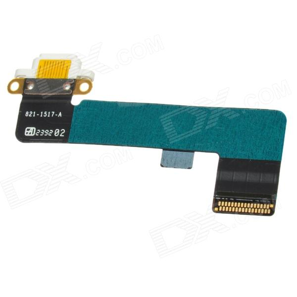 Repair Parts USB Charging Connector Port Module Flex Cable for Ipad MINI - Black