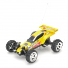 Great Wall Toys 2119-1 Rechargeable 4-CH Radio Control R/C Car - Yellow