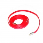 ULT-unite C6 HDMI 1.4 Male to Male Digital Audio / Video Flat Cable - Red (5m)