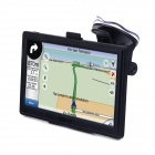 "7"" Resistive Screen WinCE 6.0 MT3551 GPS Navigator w/ 4GB TF Card - Black (Brazil + Argentina Maps)"