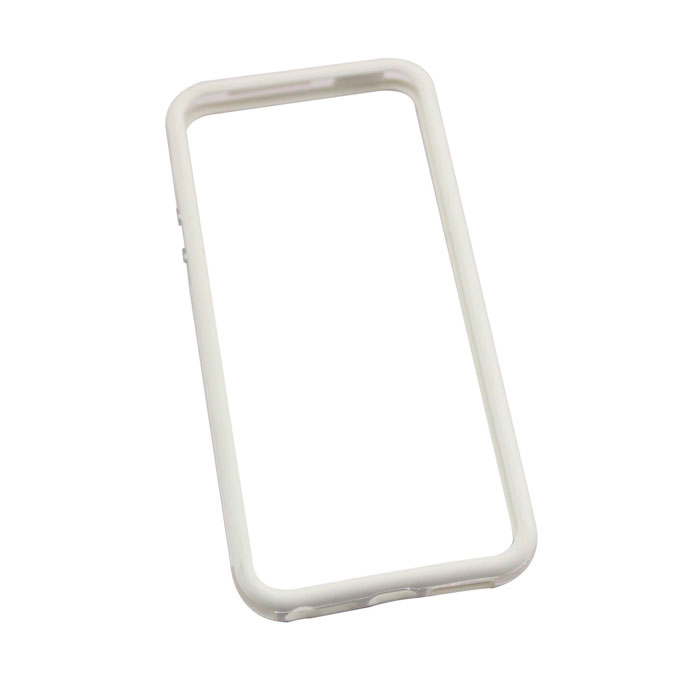 Protective Bumper Frame for Iphone 5 - Translucence White