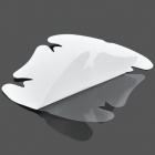 Door Handle Guard Protector Skin Film for Auto Car - White (4 PCS)
