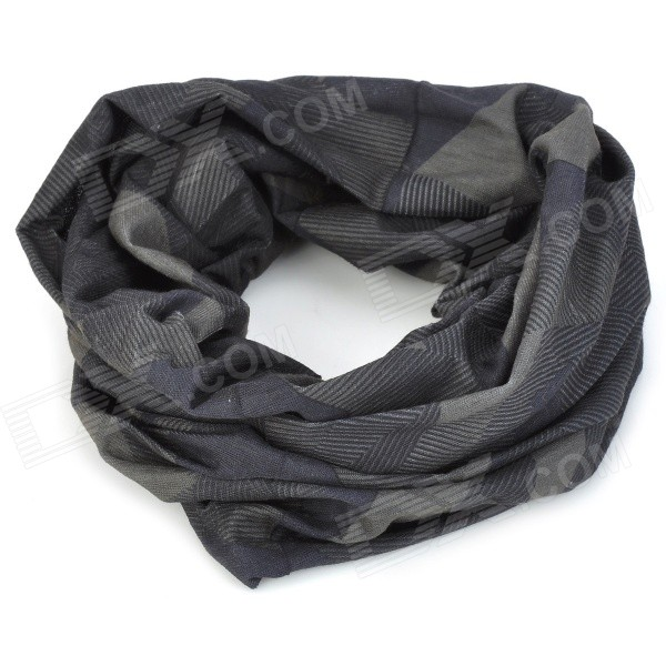 Naturehike 62 Multifunction Outdoor Sports Bicycle Cycling Seamless Head Scarf - Black + Olive Green