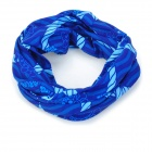 Naturehike 57 Multifunction Outdoor Sports Bicycle Cycling Seamless Head Scarf - Blue