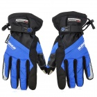 SCOYCO MC18 Waterproof Kapazitive Screen Touch Motorcycle Racing Gloves - Black + Blue (Größe XL)