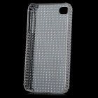 Protective Plastic Back Case for Iphone 4 / 4S - Translucent White