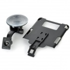 New Plastic Car Mount Holder w/ Suction Cup for Ipad MINI - Black