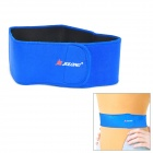 JULONG Sports Mercerized Cotton + Nylon Warmer Waist Support Protector - Blue