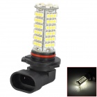 90051510288 9005 5W 550lm 102-SMD 3528 LED White Light Car Foglight - (DC 12V)