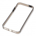 Ultra-Thin Protective Plastic Bumper Case for Iphone 5 - Translucent Black