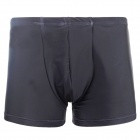 "3D ""VIP"" Letters Style Shorts for Men - Black (Size XXXL)"