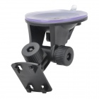 LSON PPB70-B-PV 180 Degrees Swivel Mount Holder w/ Suction Cup for GPS / Cell Phone - Black