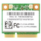 AtherosAR5B95 Mini PCI-E Wireless Network Card - Golden + Green