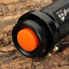 SingFire SF-117B 700lm 3-Mode White T6 LED Zooming Flashlight - Black
