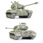 Tamiya 35254 1/35 US Medium Tank M26 Pershing T26E3 Plastic Assembly Kit