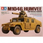 Tamiya 35267 1/35 M1046 Humvee Tow Missile Carrier Plastic Assembly Kit
