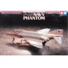 Tamiya 60733 1/72 Douglas F-4S Navy Phantom Scale Kit Aircraft Model