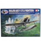 Tamiya 61506 Aircraft Model 1/48 Airplane Nakajima A6M2-N Type-2 Float Plane
