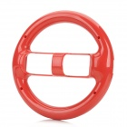 GTcoupe W-054 ABS Steering Wheel Controller for Wii - Red