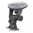 LSON WWA65-A 180 Degrees Swivel Mount Holder w/ Suction Cup for GPS / Cell Phone - Black