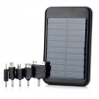 6000T 5000mAh Universal Mobile Emergency Power Battery for Cellphone / iPhone / iPad / iPod - Black
