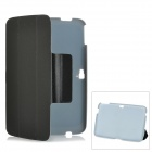 Protective PU Leather Case for Google 10.1'' Tablet PC - Black