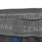 Naturehike NH Sport Man Quick Dry Pantalones Ropa interior Ropa interior - Gris (XL)