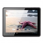 "Aoson M19 9.7"" Capacitive Screen Android 4.0 Dual Core Tablet PC w/ Wi-Fi / Camera - Brown + Black"