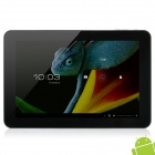 FR-MX68 10.1'' Capacitive Screen Dual Core Android 4.1 Tablet PC w/ TF - Black + Silver (8GB)