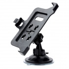 360' Rotation Car Mount Suction Cup Holder Stand w/ Bracket for Nokia Lumia 920 - Black
