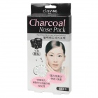 Charcoal Nose Pack - Black (10 PCS)