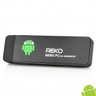 REKO MK803 Android 4.0.4 Google TV Player w/ Wi-Fi / HDMI / TF / 1GB RAM / 4GB ROM - Black