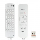 Lefant JYB-8 2.4GHz Six-Axis Gyro Wireless Air Fly Mouse + Remote Controller + Receiver - White