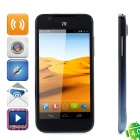 ZTE Quad-Core Android 4.0 Bar Phone