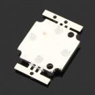 DIY 10W 25lm 420nm Violet Light LED Module - Silver + White