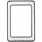 Protective Bumper Frame for Ipad MINI - Black + Transparent
