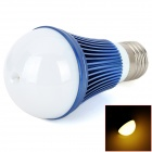 E27 5W 475lm 3000K LED Warm White Light Oxygen Ion Purified Air Lamp Bulb - Blue + White (220V)