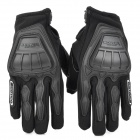 SCOYCO MC08 Full-Fingers Motorcycle Racing Gloves - Black (Size XL)