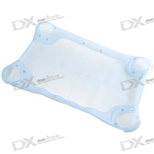 Silicone Protective Case for Wii Fit Balance Board (Blue)