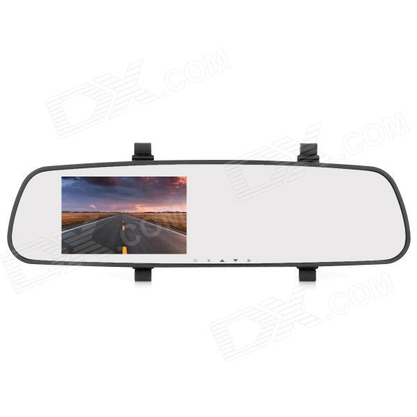 2.5 TFT 1080P 140 Degrees Wide Angle 1/4 CMOS Car Recorder w/ TF / LED Night Version - Black - DXCar DVRs<br>Model R02 Qty 1 piece(s) per pack Color Black Material Plastic Chipset Lianyongfangan Camera Lens 1 Image Sensor CMOS Image Sensor Size 1/4 degree Optical Zoom No Digital Zoom 4X Wide Angle 140 degree Screen Size 2.5 inch Screen type TFT Screen Resolution 1080 Pixels Exposure Compensation +2.0+5 / 3+4 / 3+1.0+2 / 3+1 / 3+0.0-1 / 3-2 / 3-1.0-4 / 3-5 / 3-2.0 Anti-Shake No White Balance Mode Auto / Tungsten / Fluorescent / Incandescent / Daylight / Cloudy / Sunny Scene Mode Auto Video Format AVI Decode Format H.264 Video Output NTSC / PAL Video Resolution 1080P / 720P / WVGA Video Frame Rate 30 fps Still Image Format No Still Image Resolution No Audio System Stereo Motion Detection Yes Auto-Power On Yes LED Qty. None IR Night Vision No G-sensor Yes GPS Logger No Loop Record 1 / 2 / 3 / 5 / 10 / 15 Mins Delay Shutdown No Time Stamp Yes (ON / OFF) Microphone Yes (ON / OFF) Built-in Memory No Storage Expansion TF Max Capacity 32 G Data Interface Mini USB AV Interface No Battery Capacity 800mAh Working Time 0.5 H Operating Voltage DC 12~24V Language English Simplified Chinese Traditional Chinese Japanese Russian Portuguese French German Korean Spanish Other Features Support 1080P HD video recording; Automatic record when car boot; Support charge when recording; Built-in microphone; Support motion detection circulation records etc.; Lens: 5.0MP image 140 degrees wide angle Certification FCC / CE Packing List 1 x Car recorder 1 x Car charger (12~24V / 350cm) 4 x Clamps 1 x Cleaning cloth 1 x Chinese and English user manual<br>